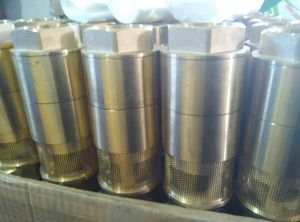 Gas Station Equipment Brass Tank Bottom Valve pictures & photos