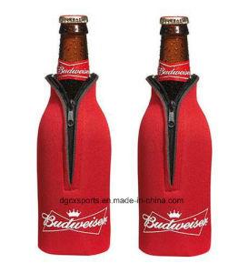 New Neoprene Wine Bottle Cooler with Zipper/Cooler Bag pictures & photos