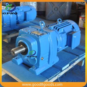 Monophase Motor Speed Reduction Gearbox pictures & photos