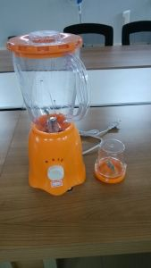 1.5L Plastic Jar 2 in 1 Electrical Blender