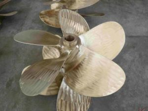 Custom Aluminum Bronze Propeller with Low Price pictures & photos