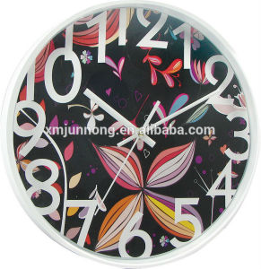 Home Decoration Analog Clock for Promotional pictures & photos