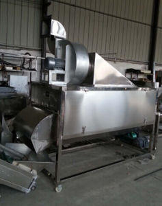 Dry Method Chili Cleaning Machine