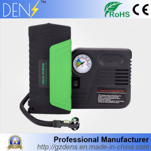 50800 mAh 12V Auto Booster Emergency Rechargeable Battery and Charger Cell Phone Car Jump Starter with Pump pictures & photos