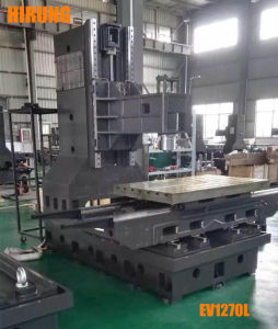 CNC Vertical Milling Machine for Metal Mould Processing (EV1270M) pictures & photos