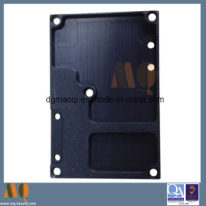 CNC Machining Parts Aluminum Parts with Black Anodizing Treatment (MQ105) pictures & photos
