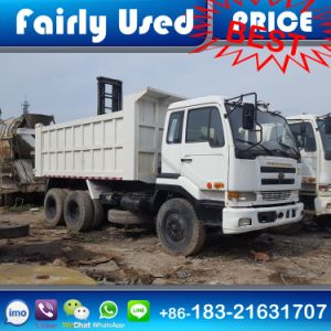 Second Hand Nissan Ud Dump Truck of Used Nissan Tipper pictures & photos