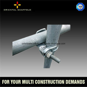 Drop Forged Putlog Coupler for Pipe Connection pictures & photos