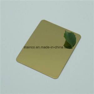 New Design Decorative Stainless Steel Sheet for Decoration pictures & photos
