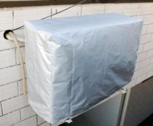 Outdoor Air Conditioner Dustproof Cover pictures & photos