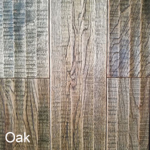 China Building Material Oak Flooring Oak Wood Flooring