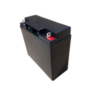 AGM Separator SMF Batteries 12V 15ah for Backup System Use pictures & photos