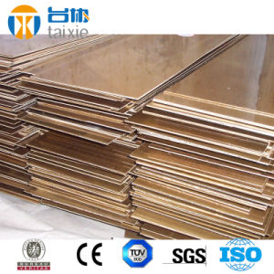 Copper Plate for Alloy Cw007A Cu-Of1 Coppr Alloy Sheet pictures & photos