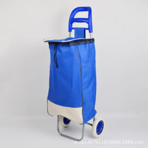 Factory Price Foldable Shopping Trolley Replacement Bag pictures & photos