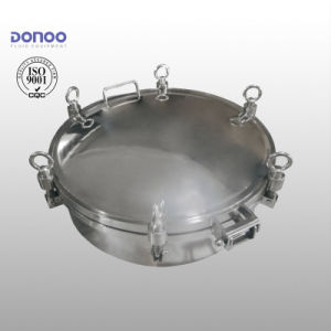 Ss Manhole Cover for Chemical Tanker pictures & photos