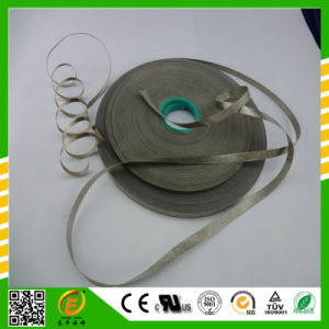 Single-Side Fiberglass Enhanced Synthetic Mica Tape pictures & photos