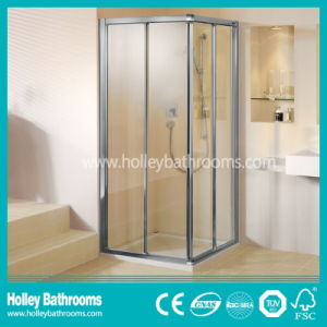 Excellent Simple Shower Room with Double Hinged Door (SE324N)
