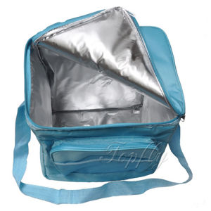 Rice Bag Lunch Box with Zipper Cover Adjustable Handle pictures & photos