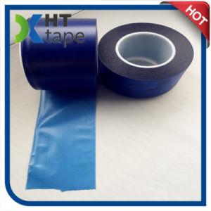 PVC Transparent Blue Protective Film for Steel Aluminum pictures & photos