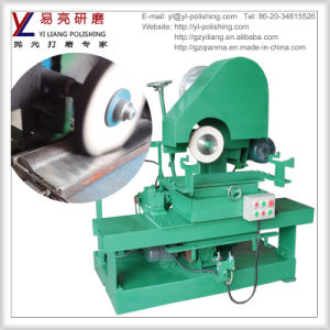 Single-Head Plane Polishing /Grinding Machine for Tableware pictures & photos