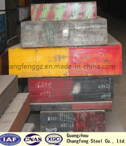 Tool Steel Plastic Mould Steel P21, Nak80 Plate Steel Products pictures & photos