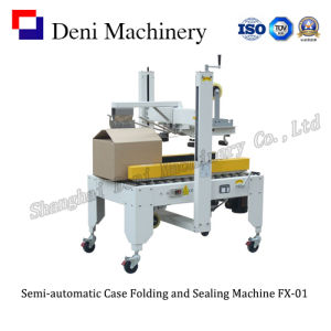 Semi-Automatic Case Folding and Sealing Machine FX-01