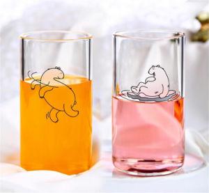 Wholesale Polar Bears Clear Cartoon Cup