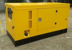 25kVA 20kw Silent Diesel Generator Sets pictures & photos