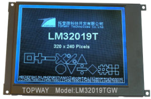 "320X240 5.7"" Graphic LCD Module Cog Type LCD Display (LM32019T) Compatible with Sharp Lm32019 pictures & photos"