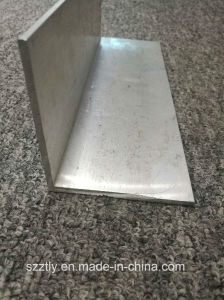 10X10 to 90X90mm Available Aluminum Extrusion L Shaped Angle Profiles pictures & photos