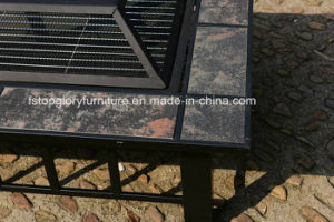 Charcoal Stand Barbecue Grill Garden BBQ Grill (TGFT-011B) pictures & photos