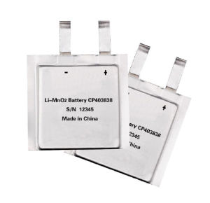 Cp403838 (U10004) Thin Cell 3V Lithium Battery pictures & photos