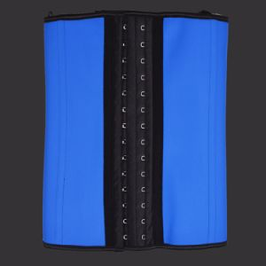 2017 Hot Selling Women Waist Shaper Latex Waist Trainer Corset pictures & photos