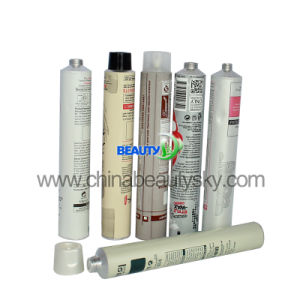 Empty Aluminum Paint Tubes Manufacturers pictures & photos