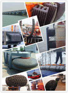 Jetty Fender Yacht Fender Marine Rubber Fender pictures & photos