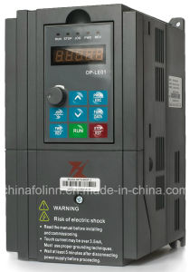 China Variable Frequency Inverter for Solar Water Pump VFD (BD603) pictures & photos