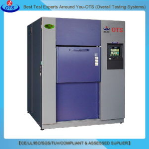High Precision Thermal Impact Temperature Fast Change Test Chamber pictures & photos