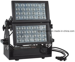 48* 8W RGBW 4 in 1 LED Waterproof Wall Washer /Face Light/Flood Light/Project Light /Spot Light/Wash Light/Stage Light