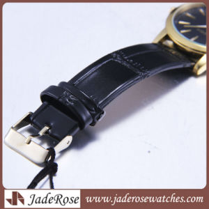 Leather Band Quarts Sport Watches, Ladies Fashion Wrist Watch pictures & photos