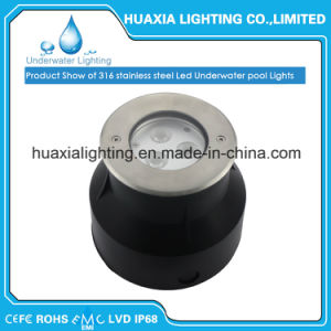IP68 Waterproof High Power 9W LED Inground Light pictures & photos