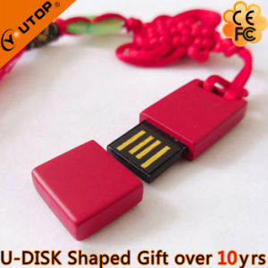 Custom Logo Gift Mini Metal USB Pen Drive (YT-3218-03) pictures & photos