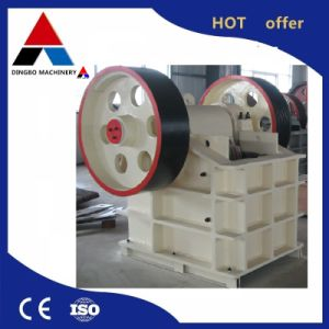 Chinese Low Price High Efficient Crushing Machine/Jaw Crusher pictures & photos
