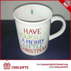 Hotselling Glazed Ceramic Mug for Gift pictures & photos
