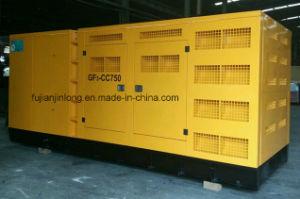 600kw Cummins Silent Diesel Generator Set pictures & photos