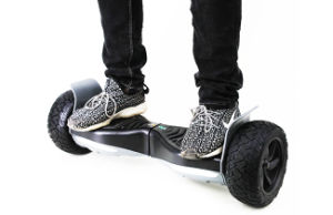 ODM OEM Two Wheels Self Balancing Electric Scooter with Solid Tire pictures & photos