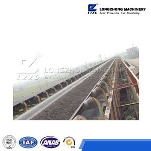Industrial High Efficiency Mineral Ore Belt Conveyor pictures & photos