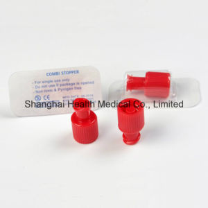 Combi Stopper, Syringe Plug, Female or Male Luer Lock Cap Accessories for Syringe pictures & photos