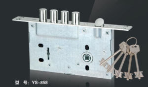 Zinc Alloy Material Door Lockbody (YS-858) pictures & photos