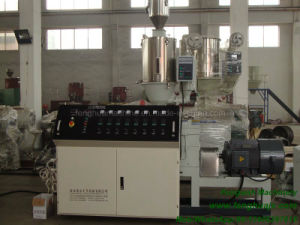 We Supply Single Screw Extrusion Machine for PE Pipe pictures & photos
