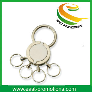 Polycyclic Metal Key Ring pictures & photos